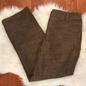 Pants - Brown dress pants size 10